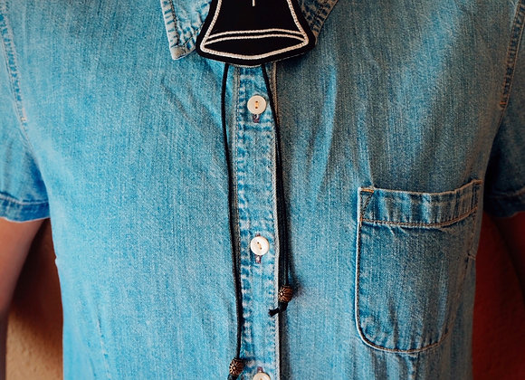 Hells Bell Bolo Tie