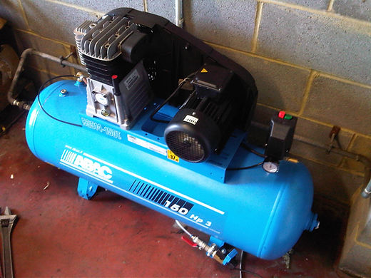 Abac Piston Compressor