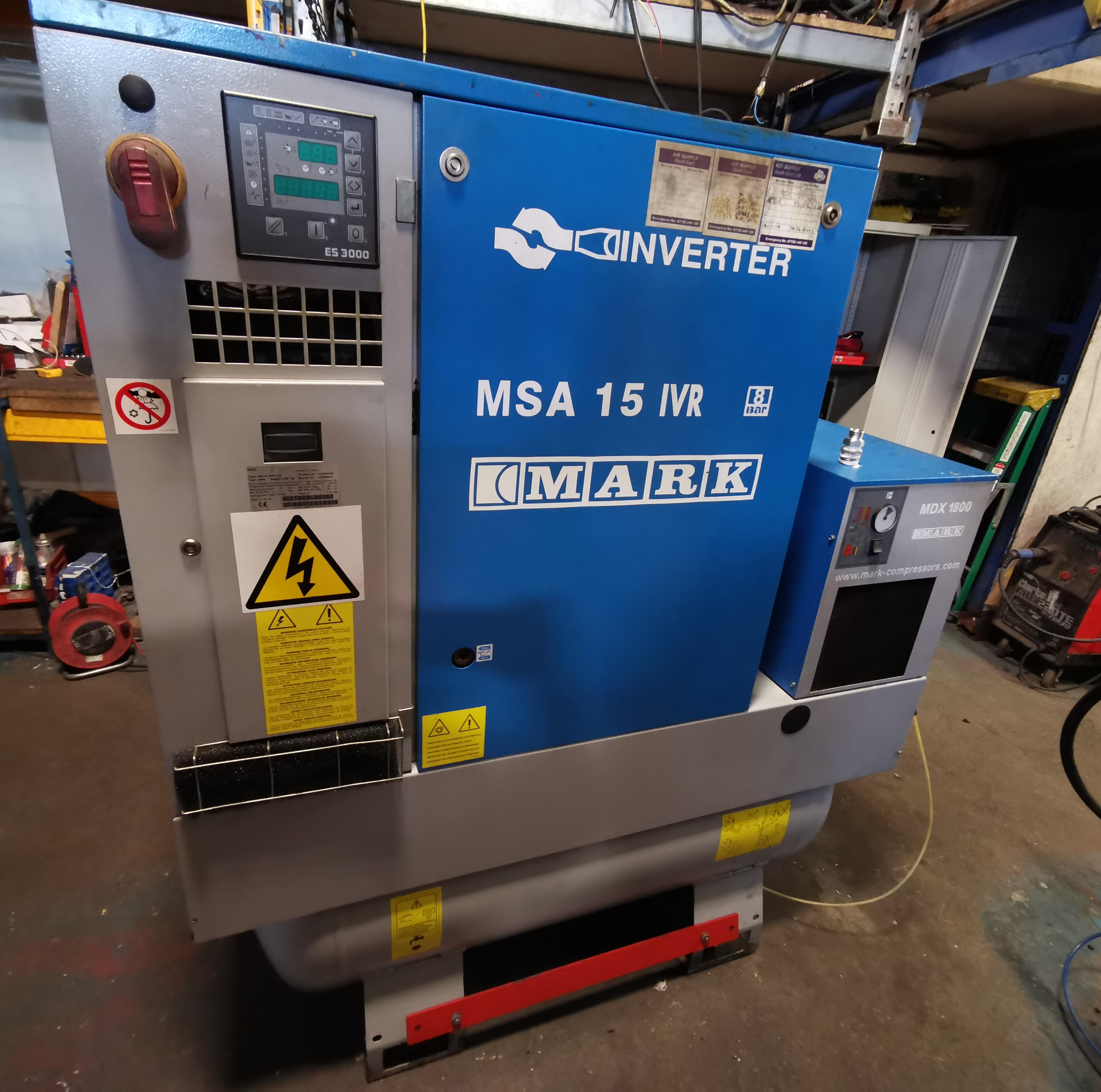 Mark MSA 15 IVR