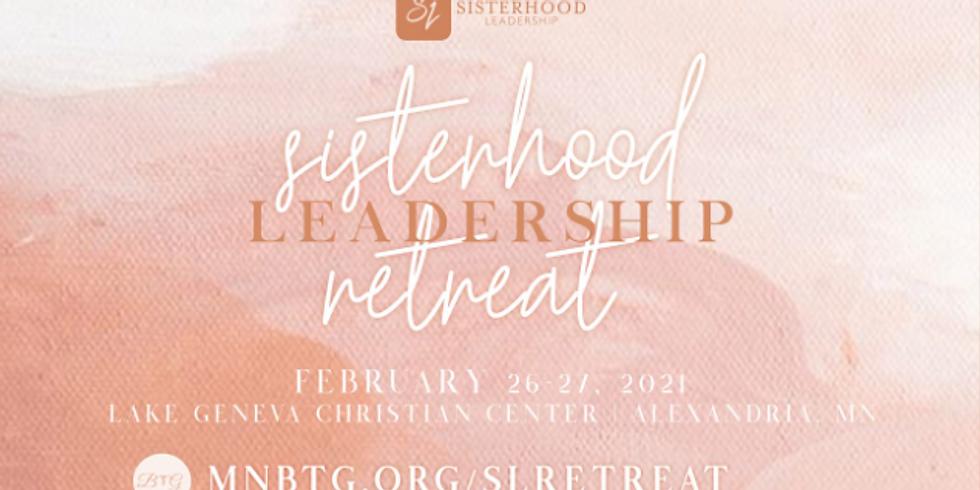 2021 Sisterhood Leadership Retreat