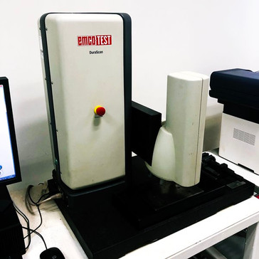 Emcotest Durajet Hardness Tester
