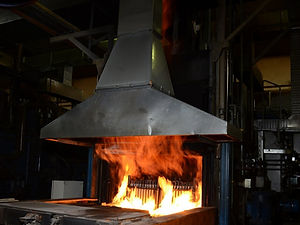 bati heat treatment carburizing furnace