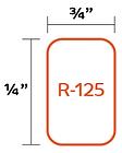 Perfil R-125