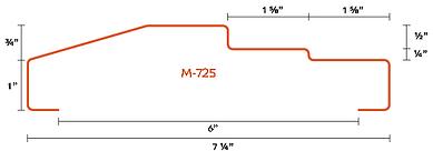 Perfil M-725