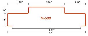 Perfil M-600