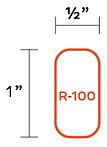 Perfil R-100