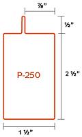 Perfil P-250