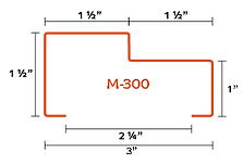 Perfil M-300