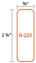 Perfil R-225