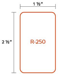 Perfil R-250