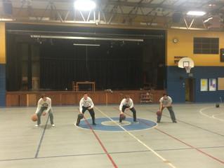 Panthers Visit Tarrant Intermediate School