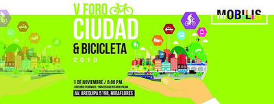 V Foro Ciudad y bicicleta 2018.jpg