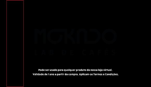 VALE PRESENTÃO MKD #100