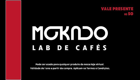 VALE PRESENTÃO MKD #50