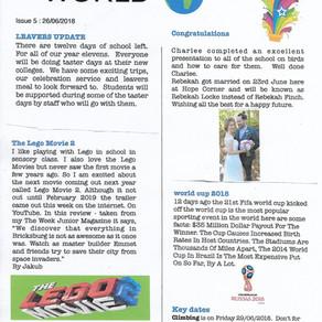 Hope Corner School World: Issue 5