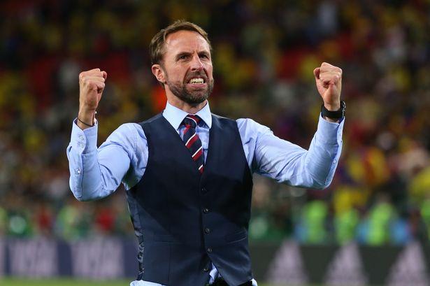 The England Coach