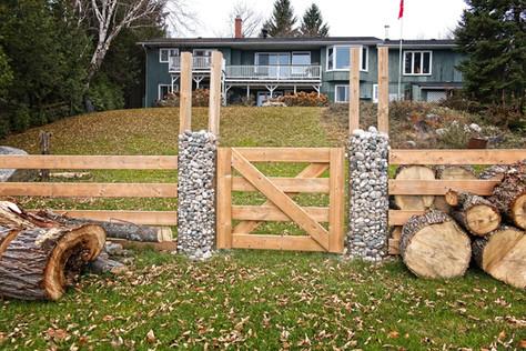 Creative Fence