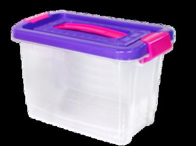 Caja Rattan N° 1 Alta - 3 Lt