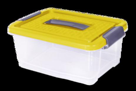 Caja Rattan N° 3 Media - 8.5 Lt