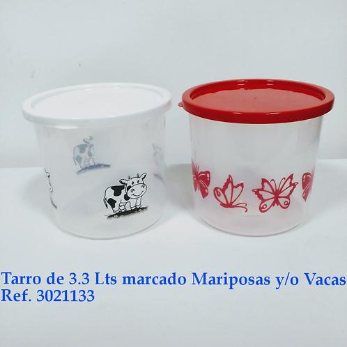 Tarro 3.3 Lts   Marcado