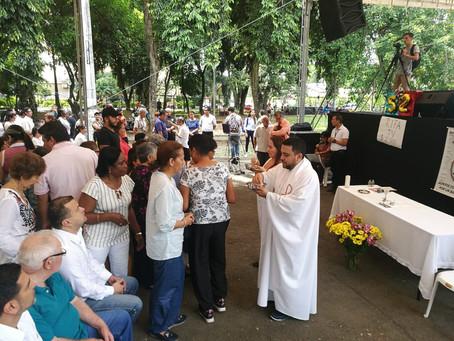 Gran éxito en el aniversario 52 del barrio Primero de Mayo
