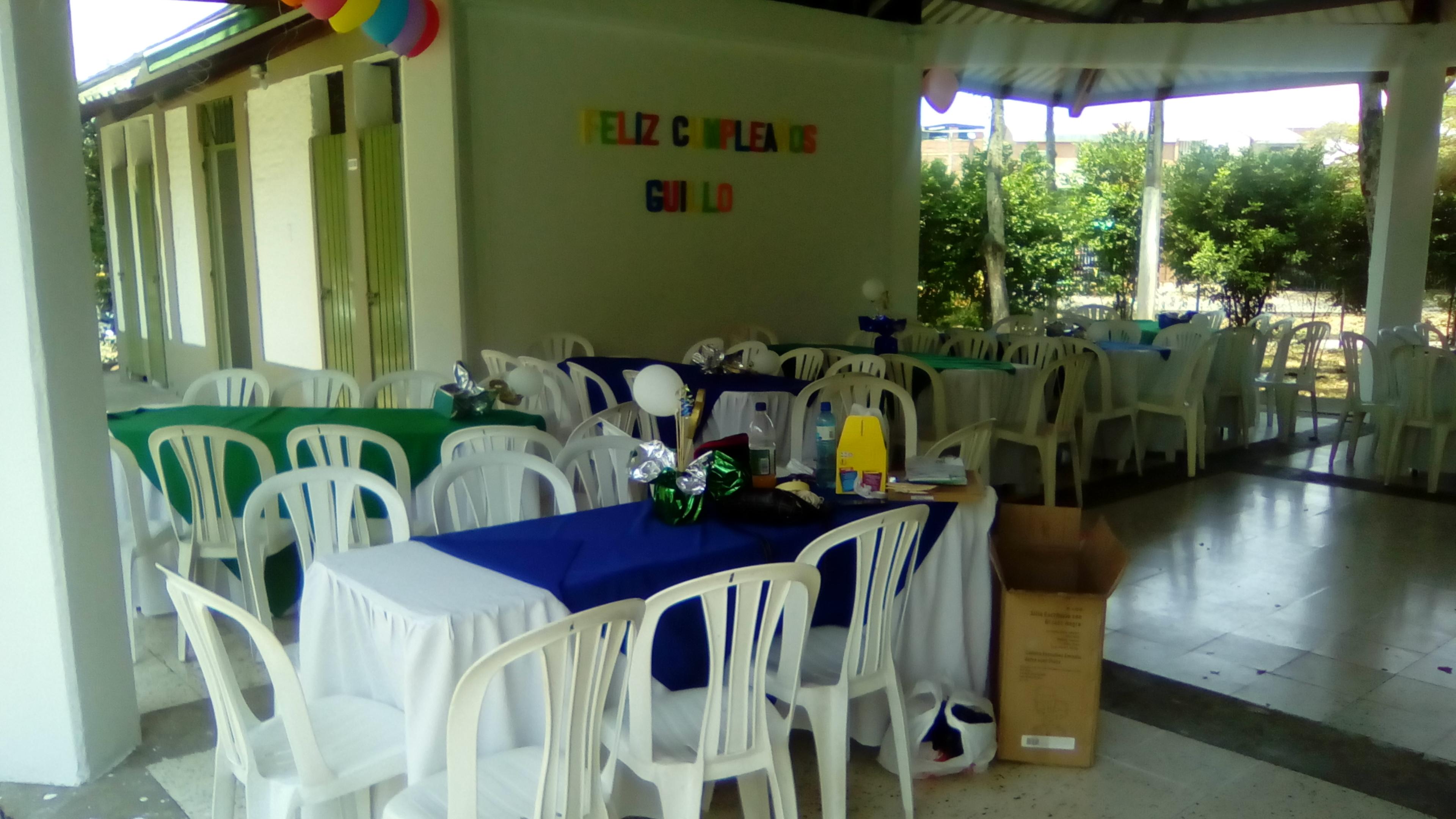 Salón Social para todo tipo de event