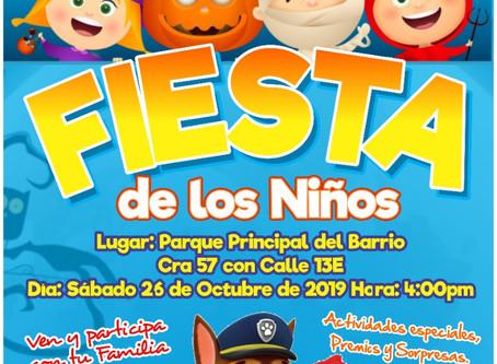 11 Fiesta de los niños