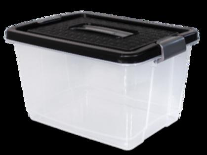 Caja Rattan N° 2 Alta - 6.5 Lt
