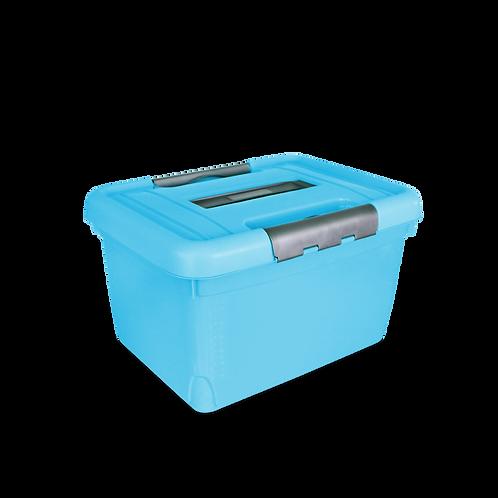 Pañalera Con Bandeja 17 L Azul