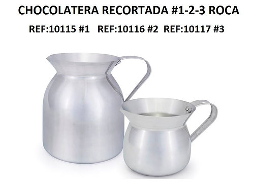 Chocolatera N° 3    roca