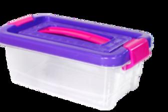 Caja Rattan N° 1 Baja - 1.4 Lt