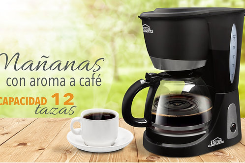 Cafetera Electrica 12 Tazas He-7031a