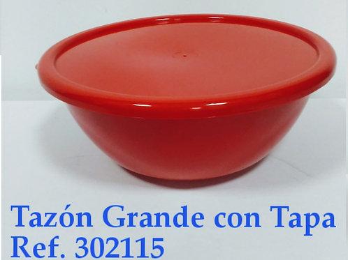 Tazon Grande Con Tapa