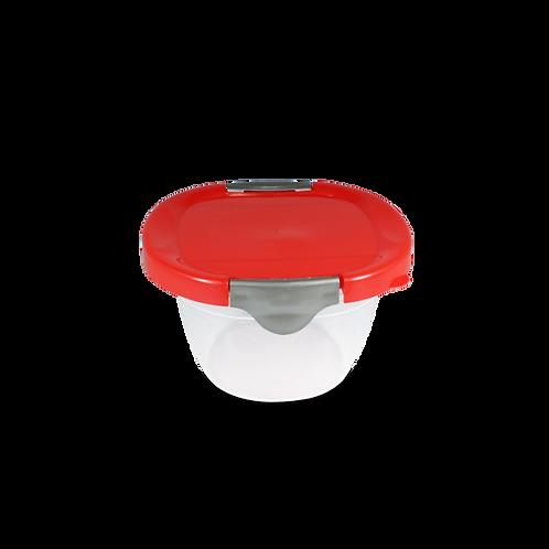 Caja Kendyware Redonda No. 1 - 0.6 Lt