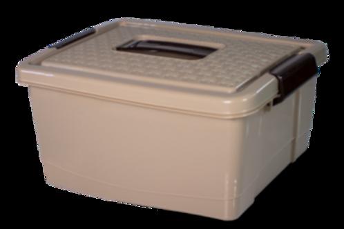 Caja Rattan N° 4 Media - 14 Lt
