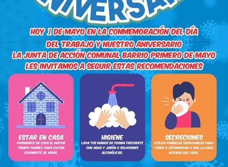 HOY ES NUESTRO ANIVERSARIO 53