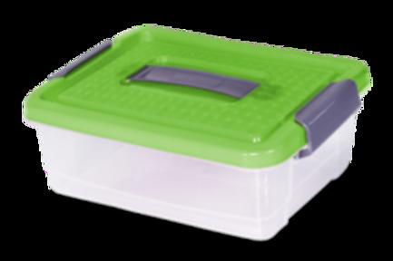 Caja Rattan N° 3 Baja - 6 Lt