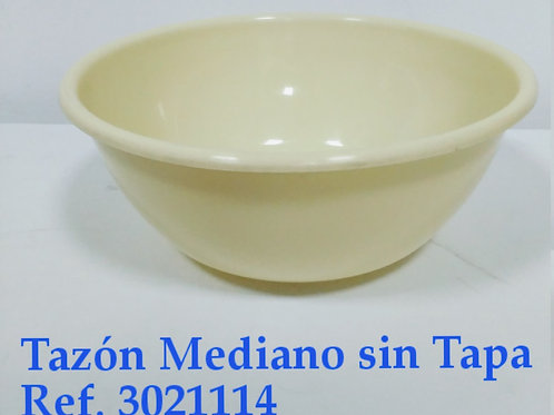 Tazon Mediano Sin Tapa