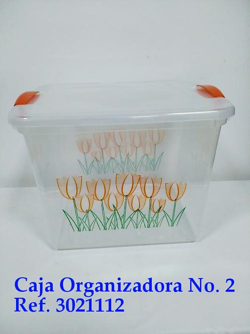 Caja Organizadora Grande No. 2  Ingep