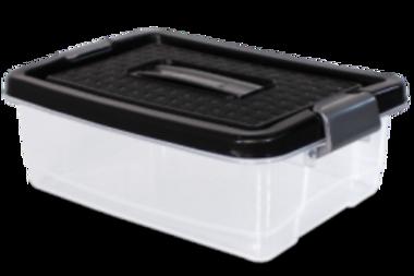 Caja Rattan N° 2 Baja - 3.5 Lt