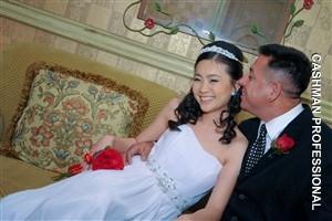 Las Vegas asian Bride