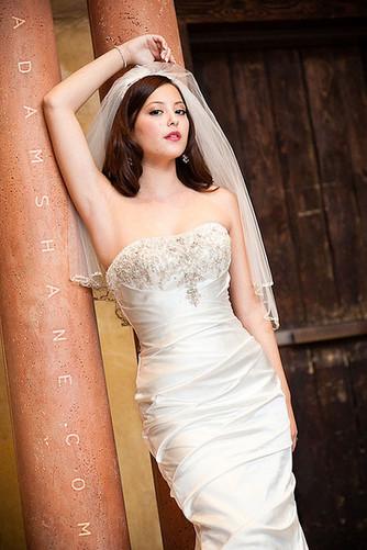 Vegas Wedding makeup