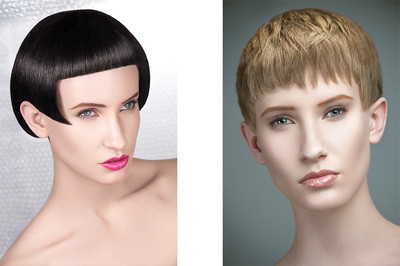 Commercial Makeup Artist | Wig styling