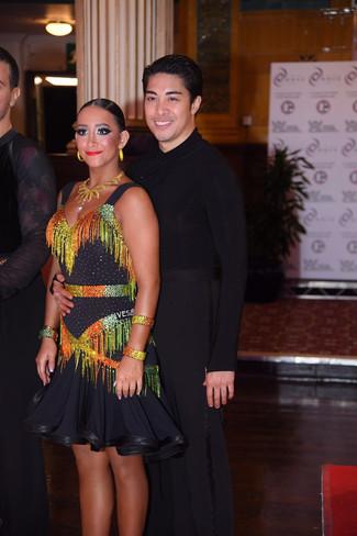 Ballroom Makeup | Duo Awards
