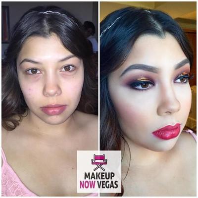 Perfect Bridesmaid Makeup