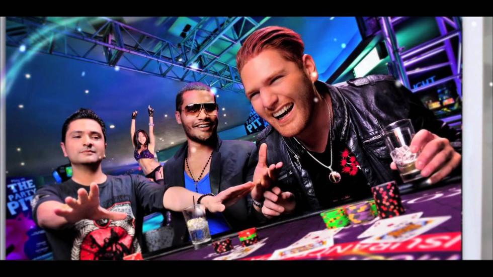 Luxor Las Vegas hotel and casion TV AD