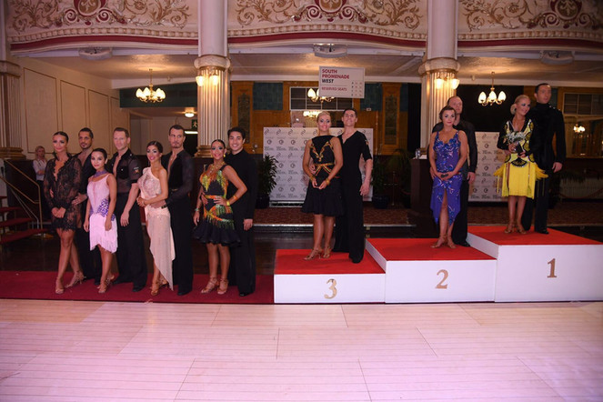 Ballroom Makeup | Awards