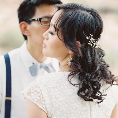 Asian Makeup and Hair