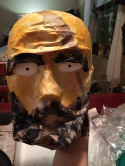 Captain Ahab Mask