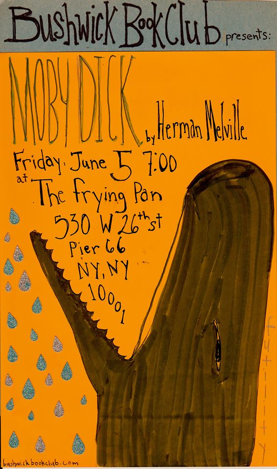Bushwick Book Club-Moby Dick